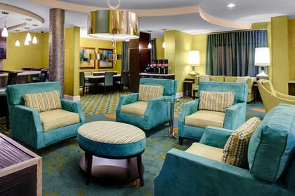Lobby | Springhill Suites By Marriott Memphis Downtown