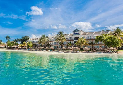 Exterior detail | Sandals Negril Beach Resort and Spa