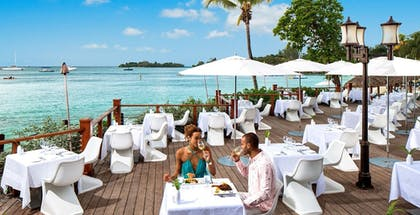 Breakfast Area | Sandals Negril Beach Resort and Spa
