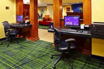 Business Center | Fairfield Inn & Suites by Marriott Phoenix Midtown