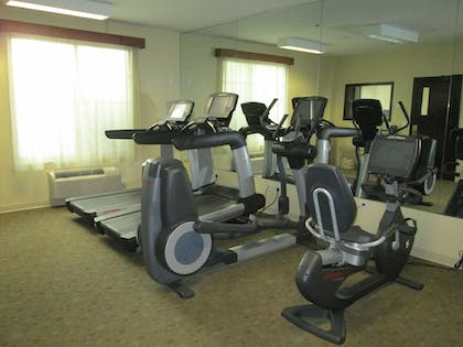 Fitness Facility | Carlsbad Suites