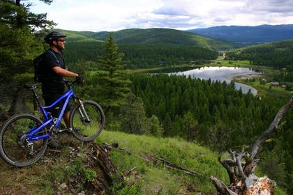 Bicycling | Kandahar Lodge at Whitefish Mountain Resort