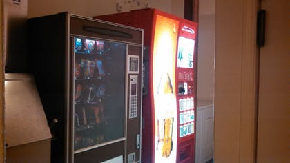 Vending Machine | Kandahar Lodge at Whitefish Mountain Resort