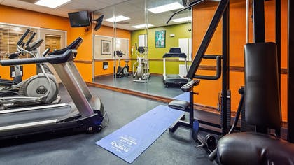 Fitness Facility | Best Western Plus Hobby Airport Inn & Suites