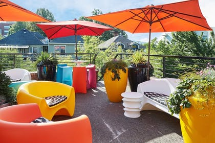 Terrace/Patio   Inn at Northrup Station