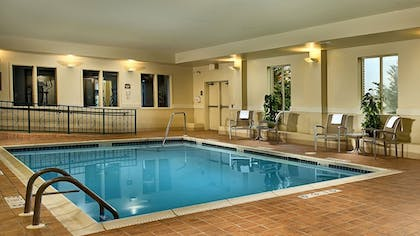 Indoor Pool | Holiday Inn Express Hotel & Suites Chambersburg
