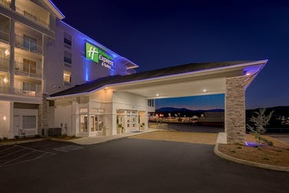 Exterior | Holiday Inn Express and Suites Pigeon Forge Sevierville