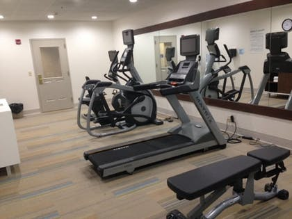 Fitness Facility | Holiday Inn Express and Suites Pigeon Forge Sevierville