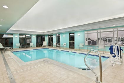 Sports Facility | SpringHill Suites by Marriott Asheville