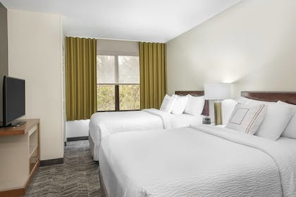 Guestroom | SpringHill Suites by Marriott Asheville