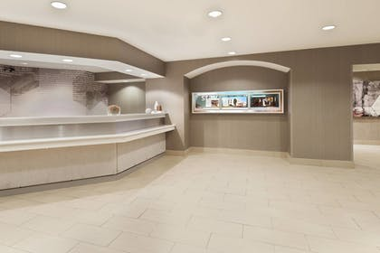 Lobby | SpringHill Suites by Marriott Asheville