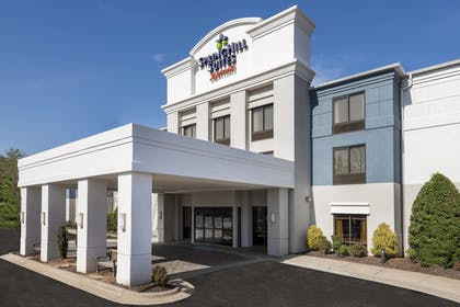 Exterior | SpringHill Suites by Marriott Asheville