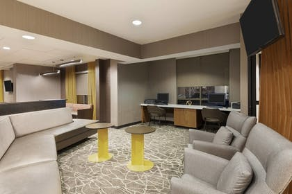 Business Center | SpringHill Suites by Marriott Asheville