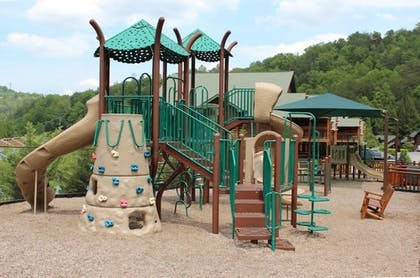 Childrens Play Area - Outdoor | Westgate Smoky Mountain Resort & Spa