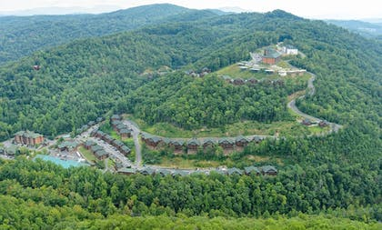 Aerial View | Westgate Smoky Mountain Resort & Spa