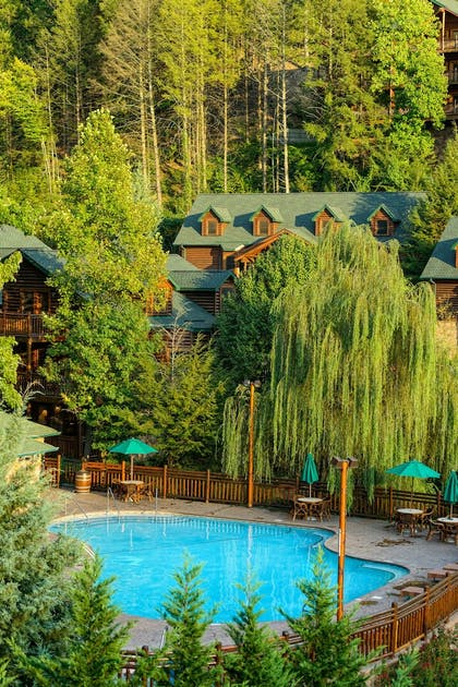Outdoor Pool | Westgate Smoky Mountain Resort & Spa