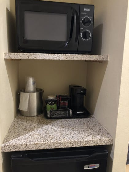 In-Room Coffee | Best Western Plus Hill Country Suites