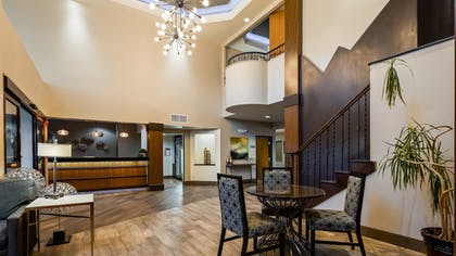 Lobby | Best Western Plus Hill Country Suites