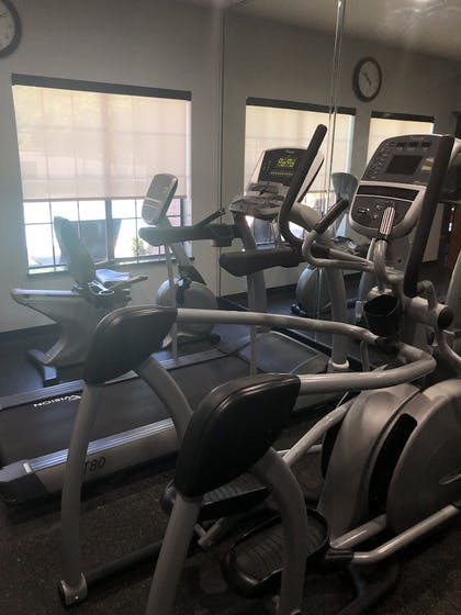 Fitness Facility   Best Western Plus Hill Country Suites