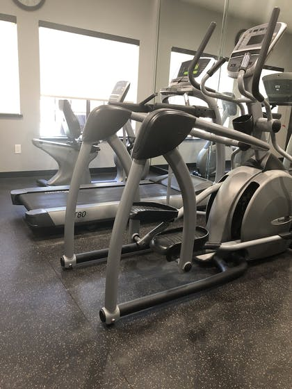 Fitness Facility | Best Western Plus Hill Country Suites