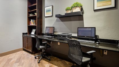 Business Center | Best Western Plus Hill Country Suites