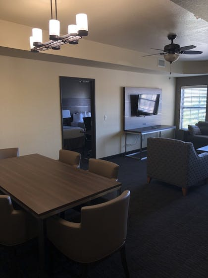 Living Area | Best Western Plus Hill Country Suites