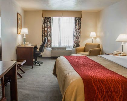Room | Comfort Inn & Suites Lancaster