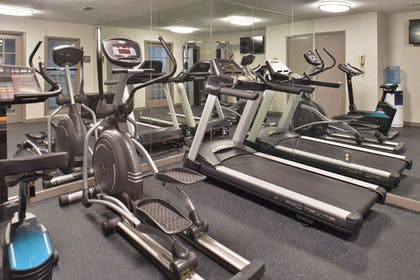 Fitness Studio | Best Western Irving Inn & Suites at DFW Airport