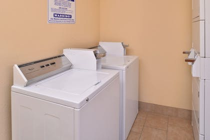 Laundry Room | Best Western Irving Inn & Suites at DFW Airport