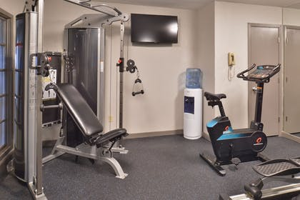Fitness Facility | Best Western Irving Inn & Suites at DFW Airport