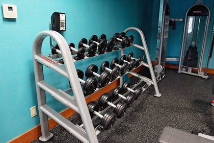 Fitness Studio | Fairfield Inn and Suites by Marriott Des Moines Ankeny
