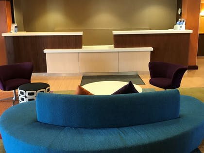Check-in/Check-out Kiosk | Fairfield Inn and Suites by Marriott Des Moines Ankeny