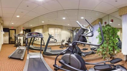 Fitness Facility | Holiday Inn Express Hotel & Suites Easton