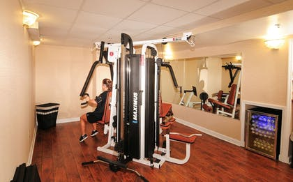 Fitness Facility | Holiday Inn At the Pavilion