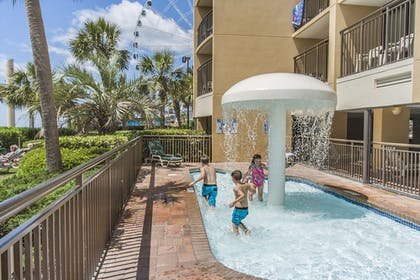 Childrens Pool | Holiday Inn At the Pavilion