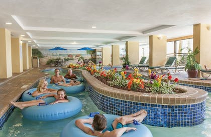 Indoor Pool | Holiday Inn At the Pavilion
