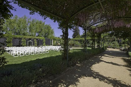 Outdoor Wedding Area | Hyatt Regency Sonoma Wine Country
