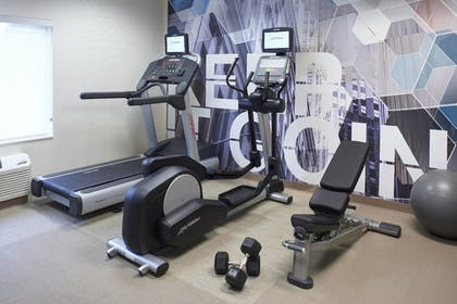 Sports Facility   SpringHill Suites by Marriott Frankenmuth