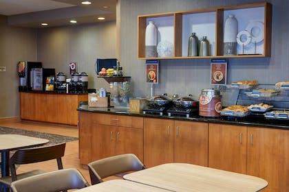 Restaurant   SpringHill Suites by Marriott Frankenmuth