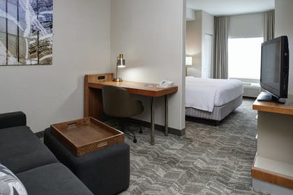 Guestroom   SpringHill Suites by Marriott Frankenmuth