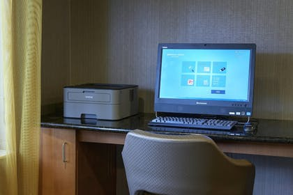 Business Center   SpringHill Suites by Marriott Frankenmuth