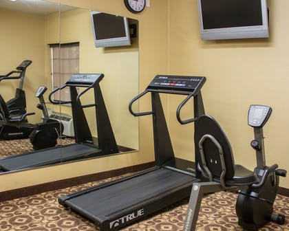 Fitness Facility | Comfort Inn & Suites Trussville I-59 exit 141