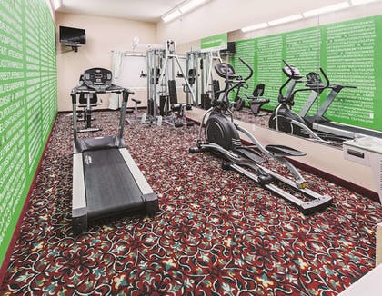 Fitness Facility | La Quinta Inn & Suites by Wyndham Weatherford