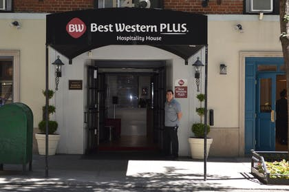Exterior | Best Western Plus Hospitality House Apartments