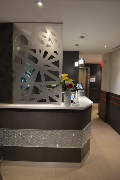 Reception | Best Western Plus Hospitality House Apartments
