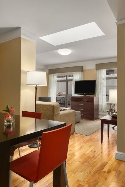 In-Room Dining | Best Western Plus Hospitality House Apartments