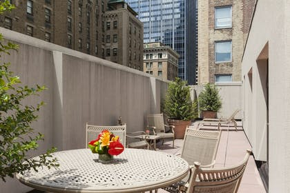 Terrace/Patio | Best Western Plus Hospitality House Apartments