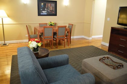 Room Amenity | Best Western Plus Hospitality House Apartments