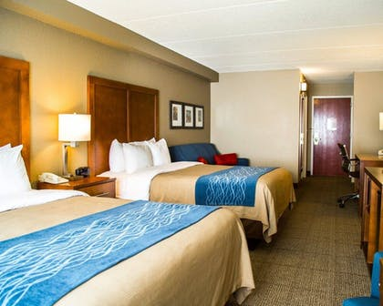 Guestroom | Comfort Inn & Suites Orlando North