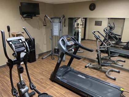 Fitness Facility   Comfort Inn & Suites at I-85